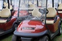 The main golf buggy investments in 2011