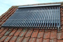 Cutting costs and receiving RHI payments through solar water heating