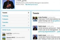 The GCMA's CEO joins Twitter