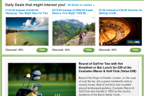 Golf club manager warns of Groupon threat
