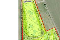 Golf club to use waste to develop new course