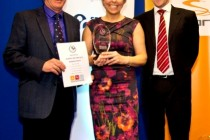 Bawburgh wins junior golf award