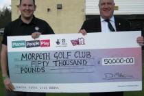 Club awarded £50K by Olympics legacy fund