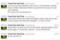 Private golf clubs attacked over tax affairs