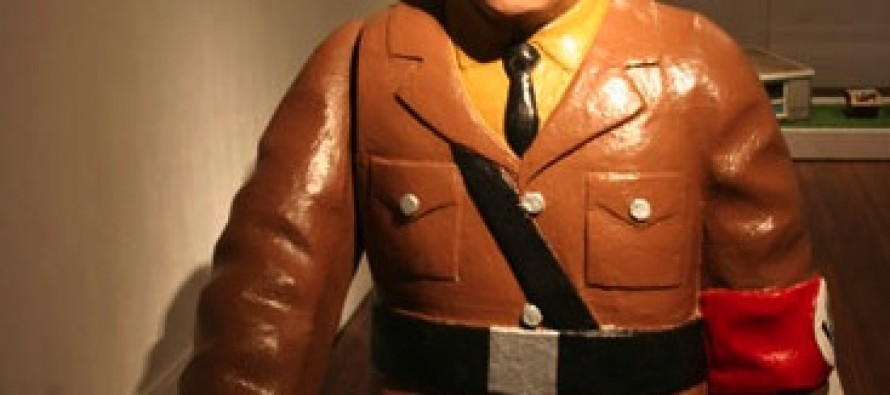 Hitler-themed golf hole defended