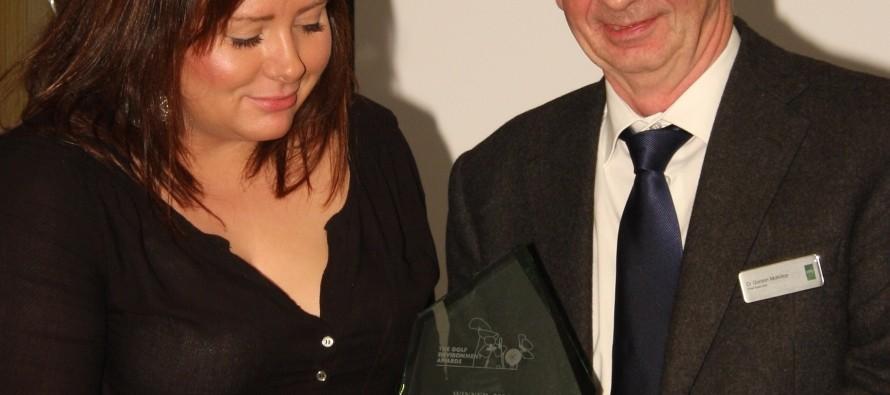 Dundonald Links wins eco award