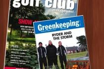 Accessing digital versions of print golf magazines
