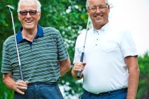 Average age of golfers up a massive 15 years since 2009