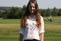 This is Britain's youngest golf club manager