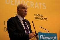 Vince Cable 'is wrong to say golf courses should be built on'