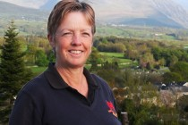 Historic Welsh golf club appoints female president