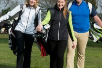 'Free golf coaching and shorter courses leads to new members'