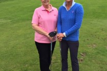 This Alzheimer's carer has found solace in golf
