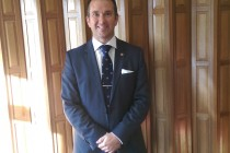 Golf Club Manager of the Year finalist Andrew Minty, Langland Bay Golf Club