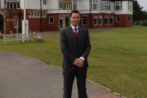Newcomer Manager of the Year finalist Stuart Leech, Formby Golf Club