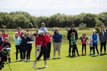Unions report 'surge' in female participation in golf