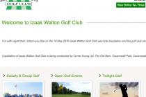 Izaak Walton Golf Club has entered liquidation