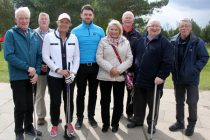 Golf is a superb way to help stroke victims recover