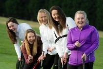 Girl golf recruitment campaign is working