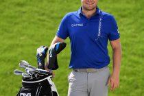 World number 17 golfer joins Bucks club