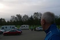 Travellers demand £500 to leave after parking caravans at golf club