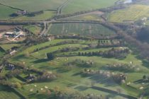 More than 10% of Woking is golf courses