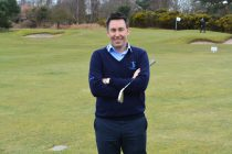 Golf club manager raises £15k for children's hospices
