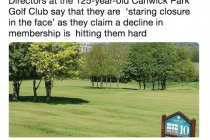 125-year-old golf club 'could close'