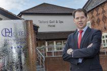 Brett Davidge named as new manager of Shropshire golf resort