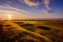 The golf club that has five times as many visitors as there are local residents
