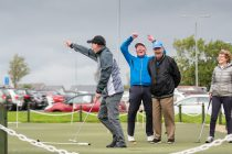 How golf is helping people living with dementia and Parkinson's disease