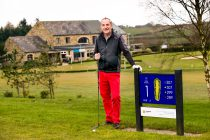 Meet the golf operations manager: Nigel Sweet