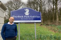 Stephen Nicholson named as new business manager of Haydock Park Golf Club