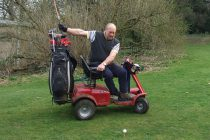 Golf club appoints wheelchair golfer as captain for first time