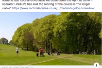 Greater Manchester golf club is 4th to announce March / April closure