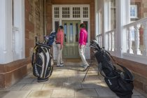 Women welcomed to 275-year-old golf club for first time