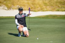 The physical game: how the best players stay fit for golf