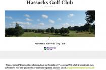 Golf clubs near Brighton under increased pressure due to housing shortage