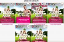 Naked women golf day slammed for taking 'golf backwards'