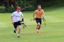 Duo win Speedgolf championship in sub 50 minute 18-hole round