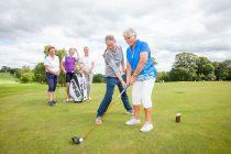 Golf resort offers free coaching to women and girls