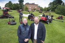 Toro signs second agreement plan with Edgbaston Golf Club