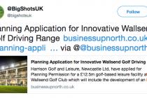Northumberland golf club planning major rebrand
