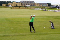 Golf participation significantly up for first half of 2019