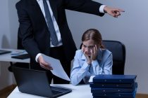 Dealing with bullying and harassment in the workplace