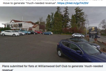 Glasgow golf club hoping to build flats to generate revenue
