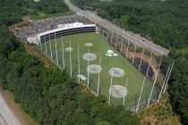 Scotland's first Topgolf centre to feature three-tiered driving range