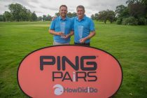 Hornsea duo win inaugural PING Pairs title powered by HowDidiDo