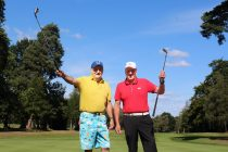 Two golfers hit consecutive holes-in-one