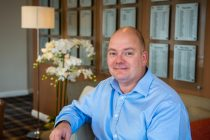 Meet the golf club manager: Nick Hughes